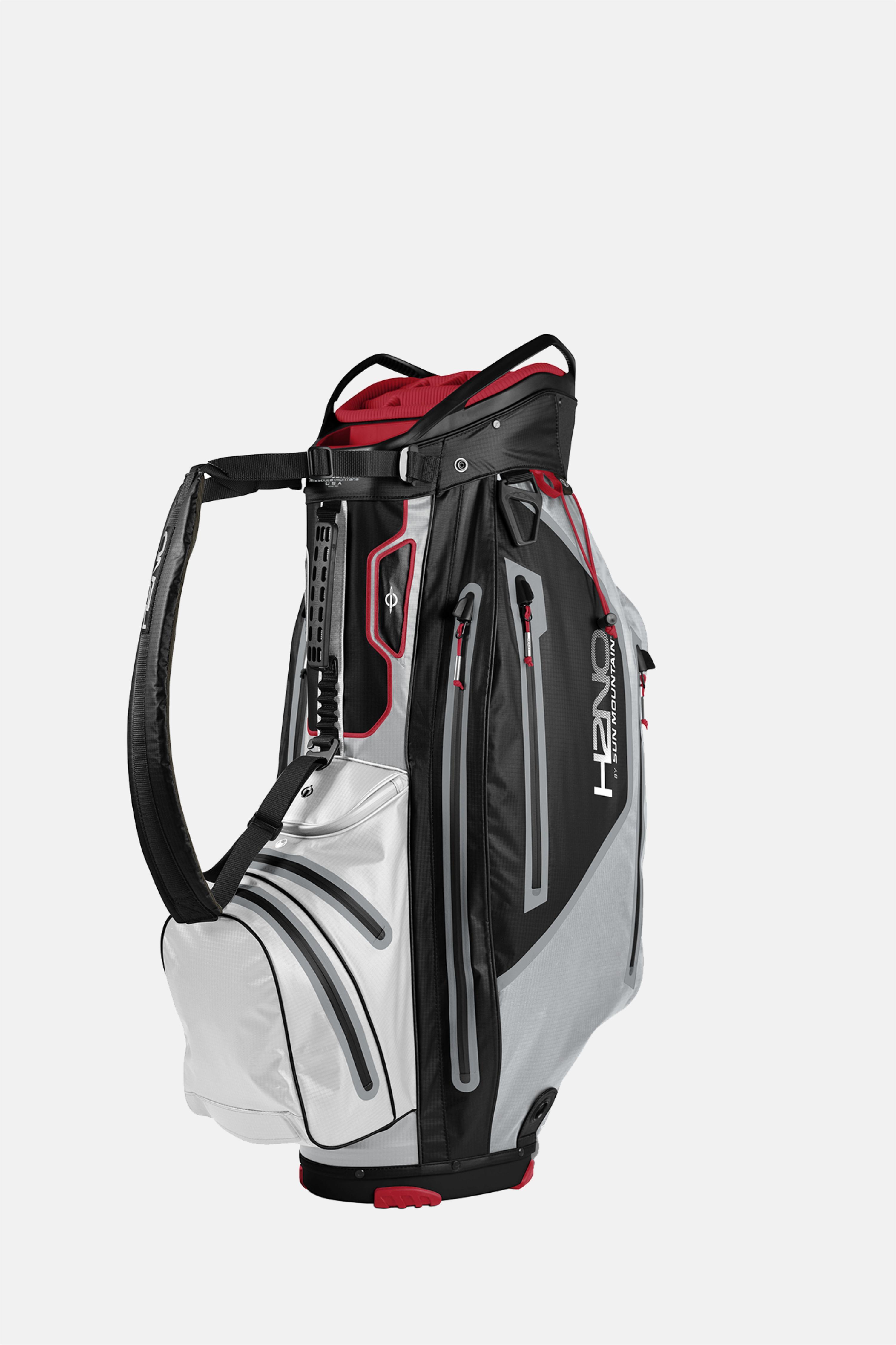H2NO Elite Cart Bag
