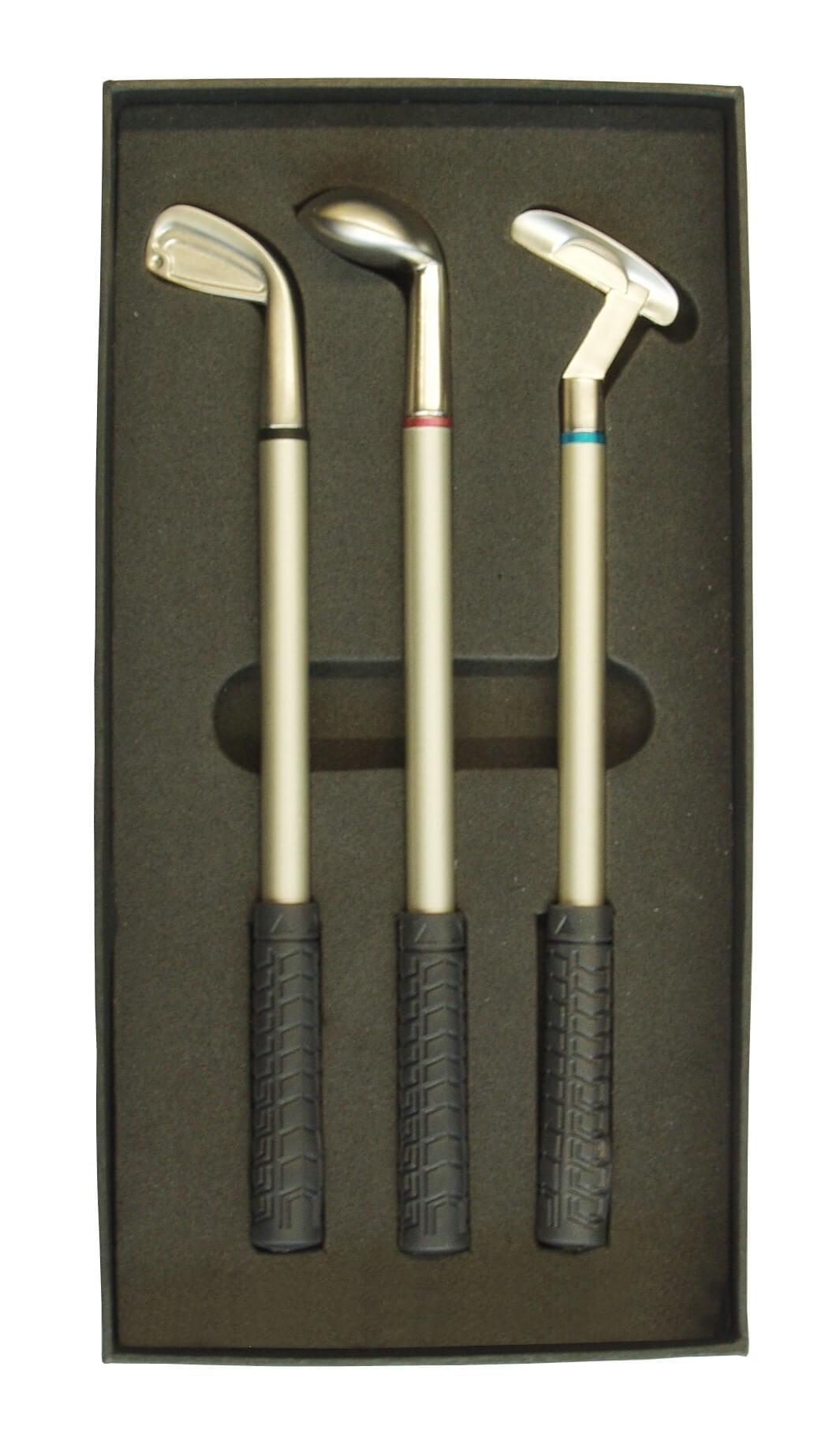 Golfschläger Kugelschreiber