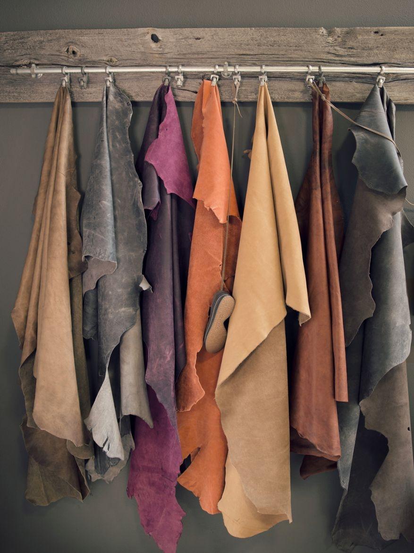 ECCO Leather: Nachhaltigkeit in der Ledergerberei