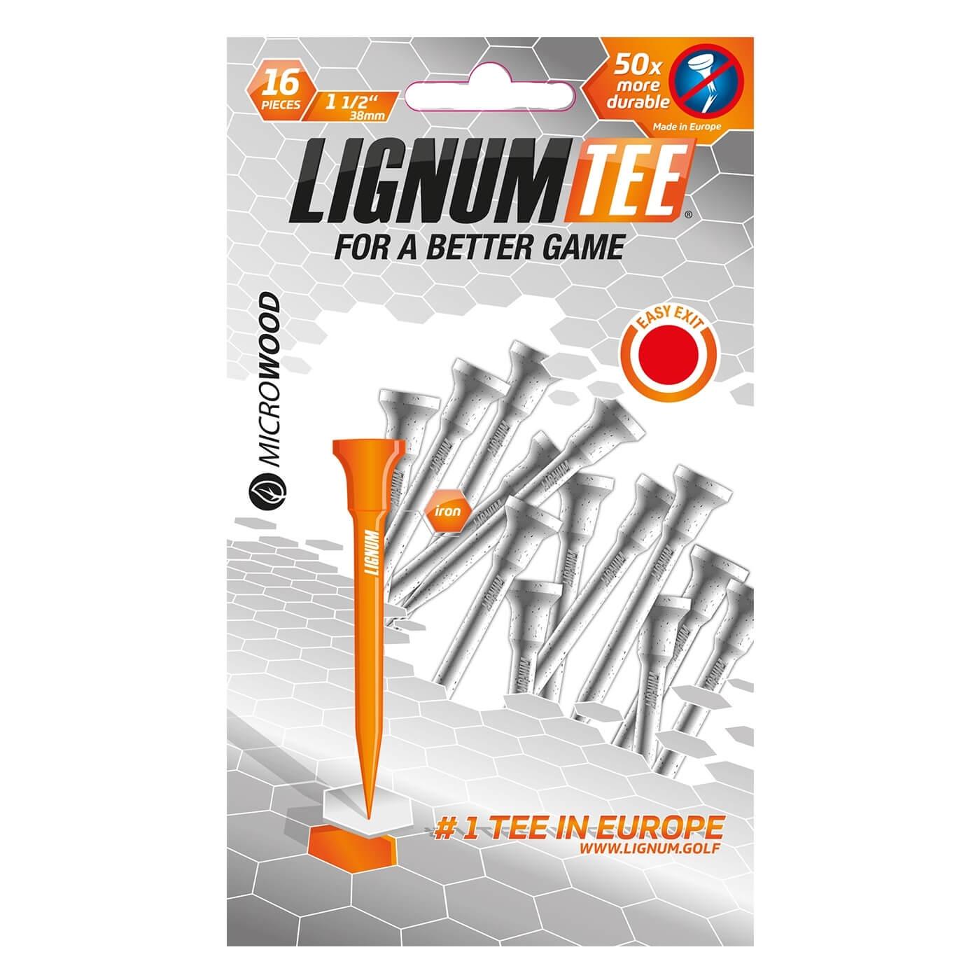 """Lignum Tee 1 1/2""""(38mm)"""