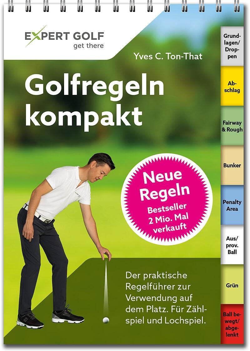 Golfregeln kompakt (Deutsch)