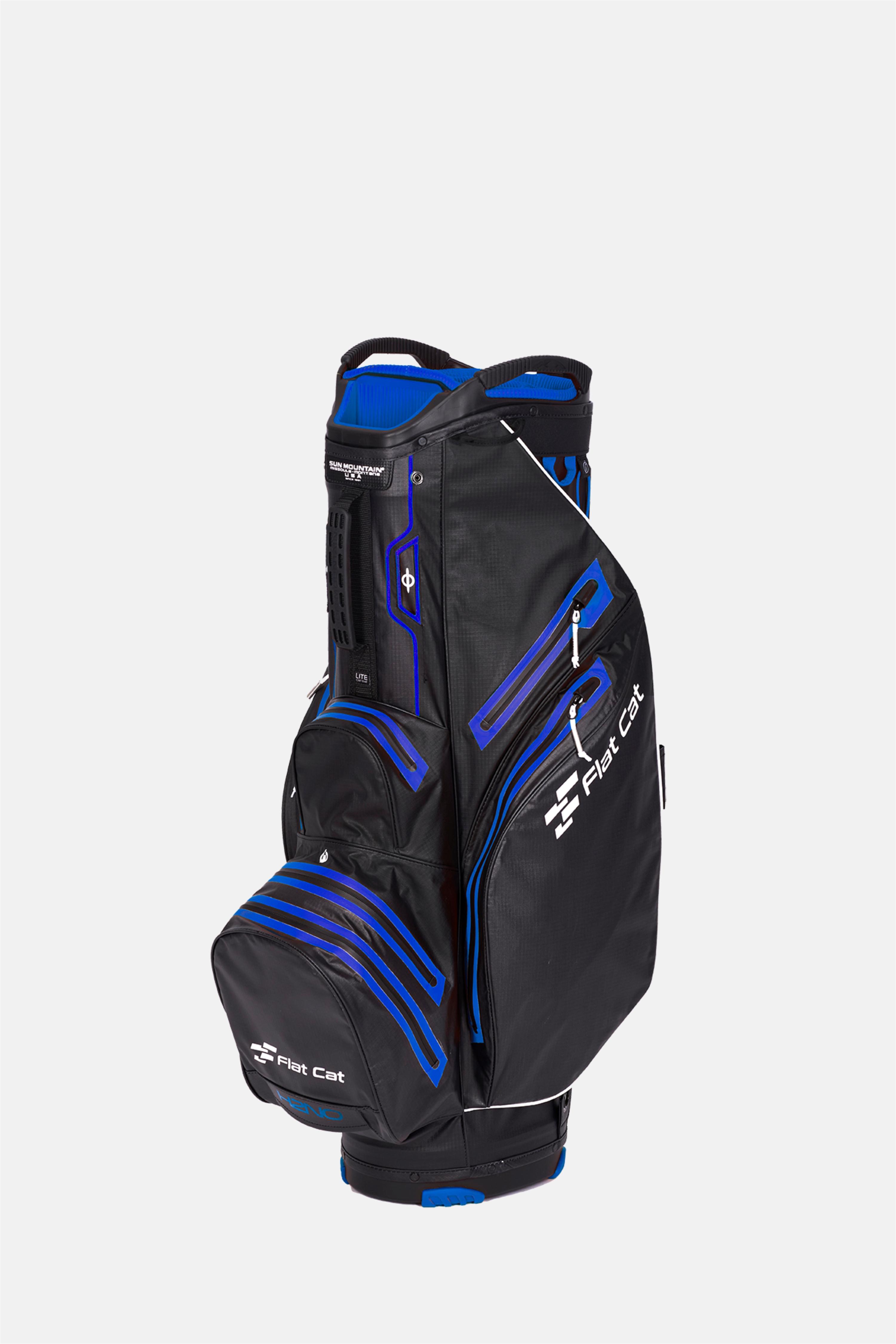 H2NO FlatCat Cart Bag Waterproof