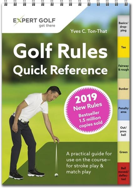 Golf Rules Quick Reference (english)