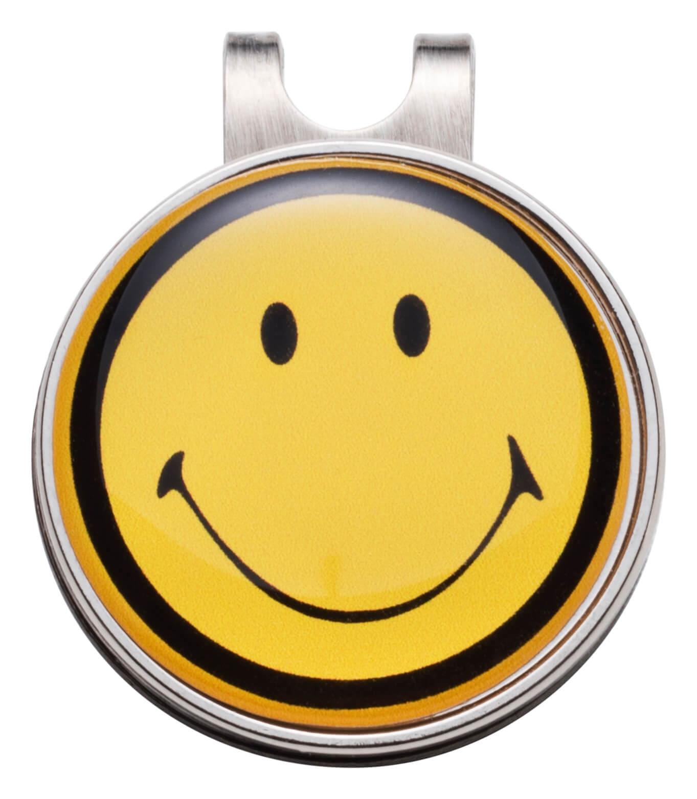 Hat-Clip Smiley