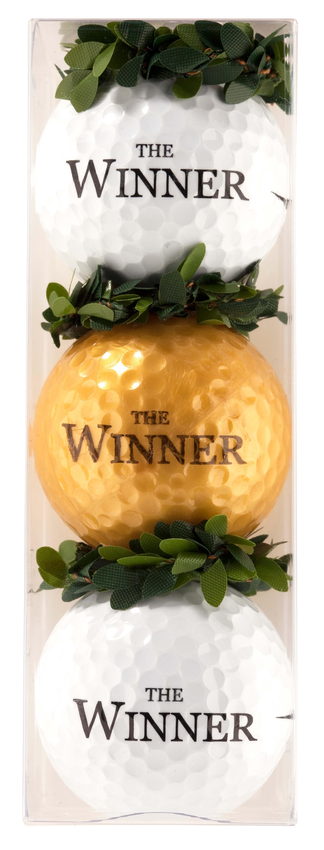 """Golfbälle """"The Winner"""""""