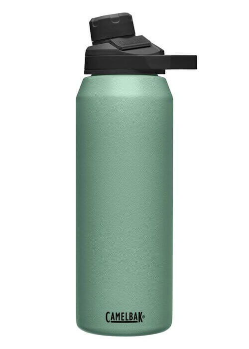 Edelstahl Chute Mag-Flasche (1 l)